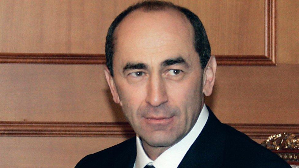 Посла России вызвали в МИД Армении после встречи с экс-президентом