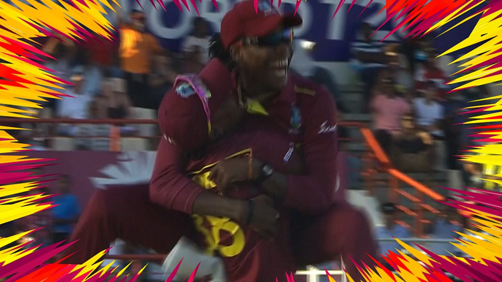 Women's World Twenty20 highlights: Fantastic fielding, funky hats & Windies win England epic