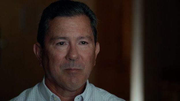 Adam Dickson sudah bekerja selama 30 tahun di Boeing.