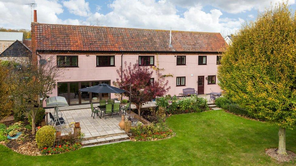 £1m-plus home sold in Cambridge