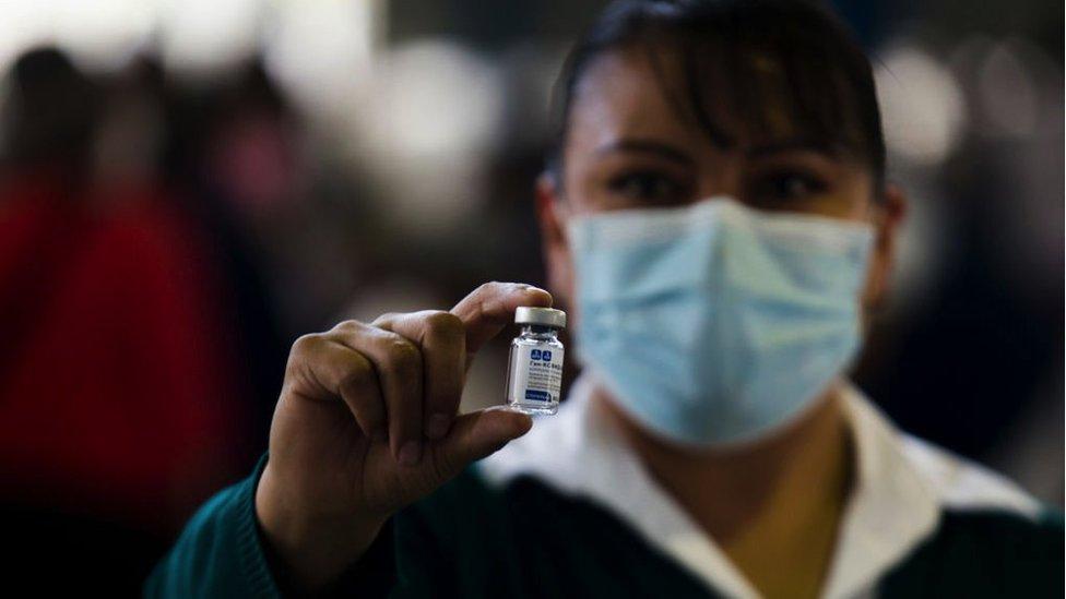 Vacuna en México
