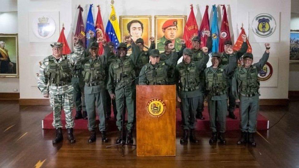 Замах на президента Венесуели: шістьох затримали