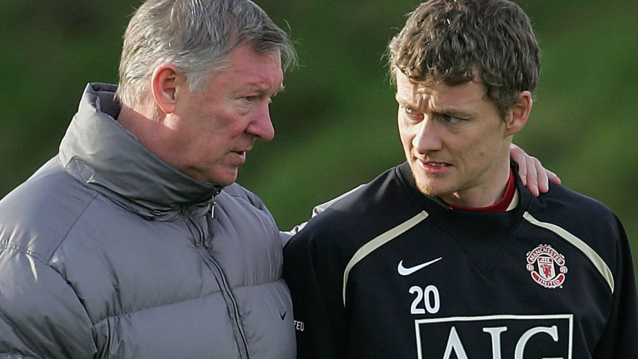 Sir Alex taught me everything - Man Utd legend Solskjaer