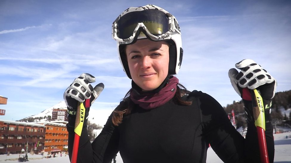 Telemark: 'It's like the triathlon of skiing' - GB's Jasmin Taylor talks up telemark