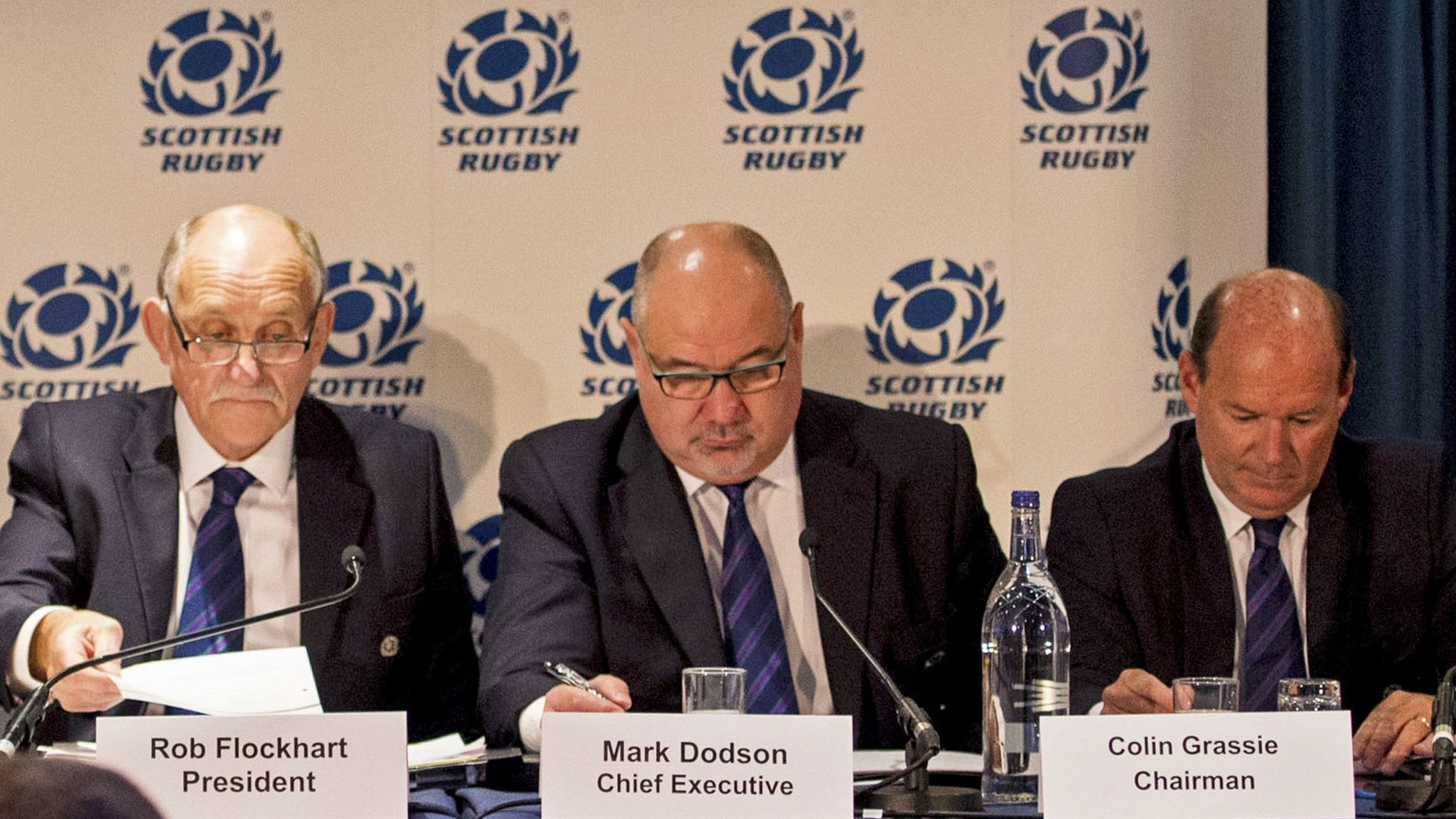 We do not recognise claims of toxic culture - Scottish Rugby