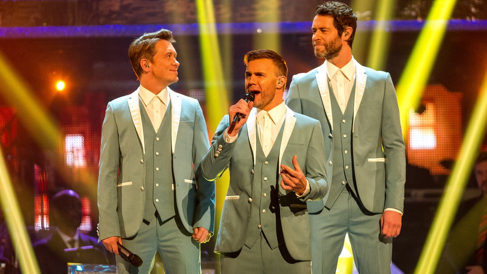 Take That to play Manchester stadium gig