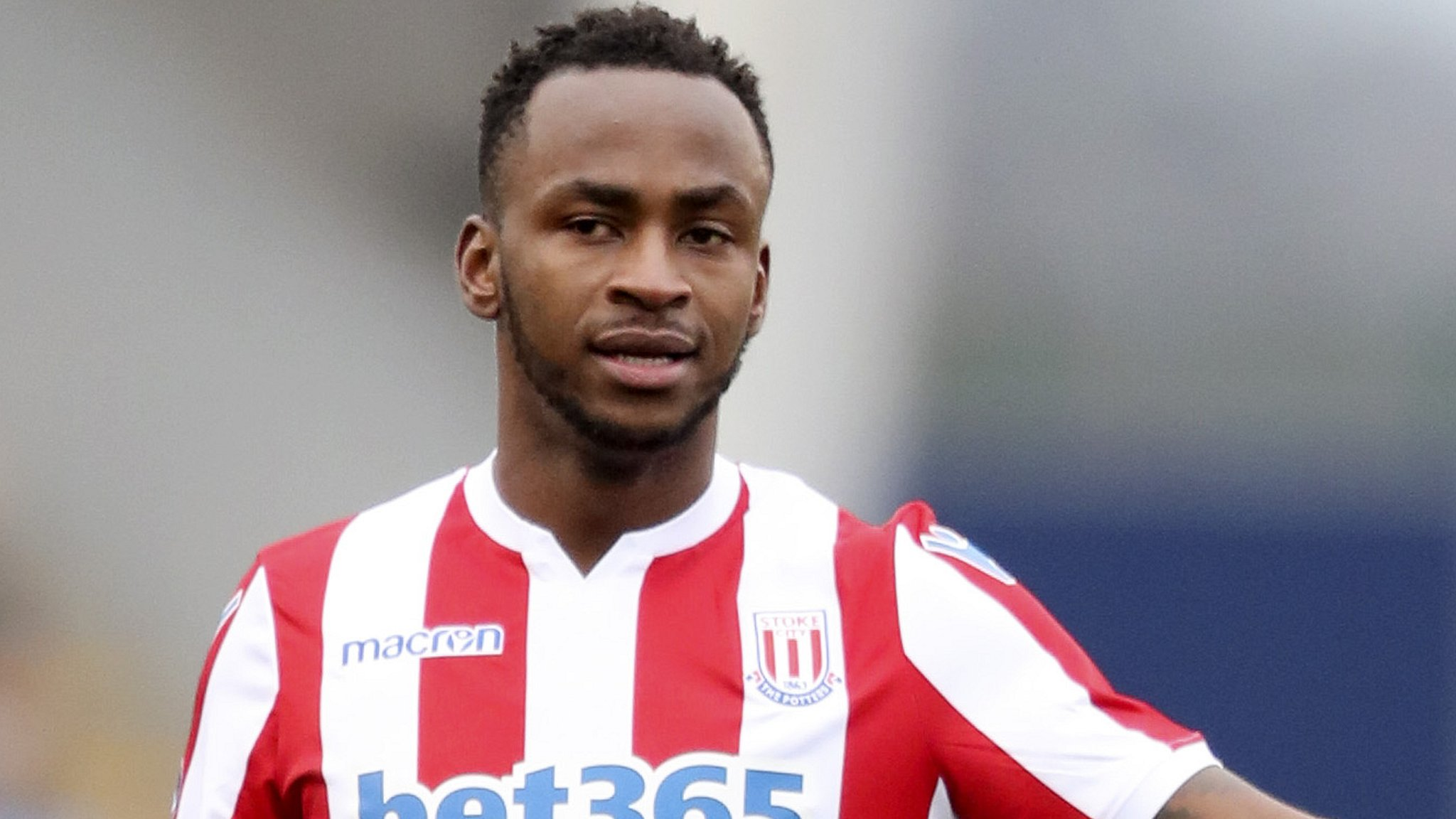 Saido Berahino: Stoke striker arrested in London on suspicion of drink-driving