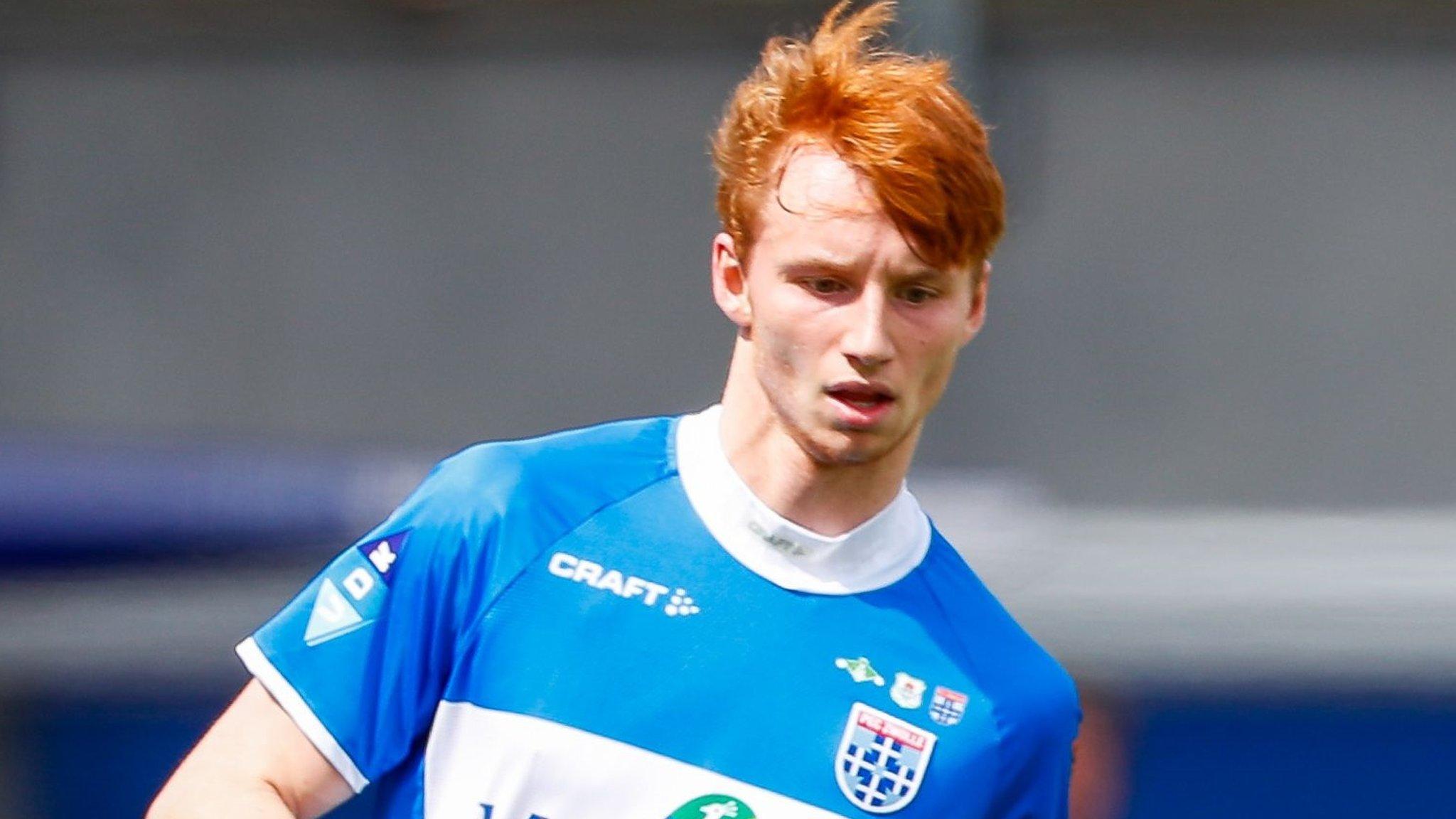 Liverpool keen on signing Sepp van den Berg from PEC Zwolle