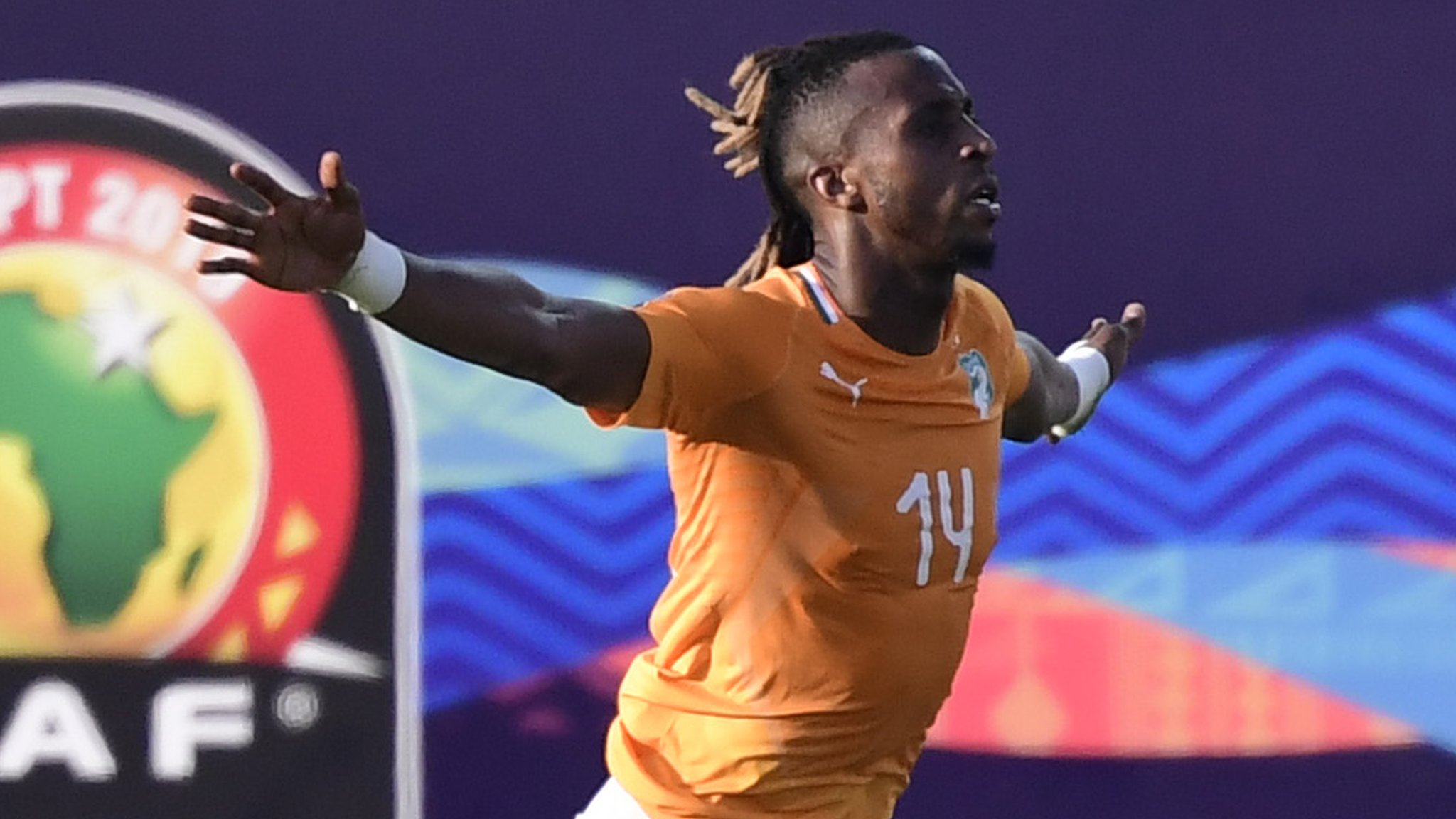 Africa Cup of Nations 2019: Kodjia fires Ivory Coast past South Africa