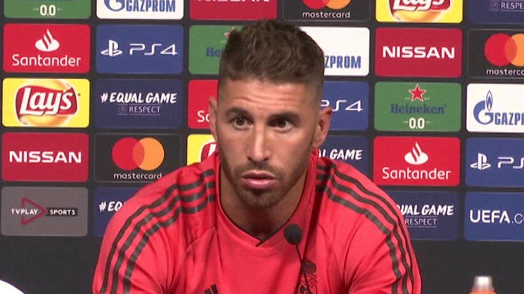Sergio Ramos: Jurgen Klopp 'should take care of his own business'