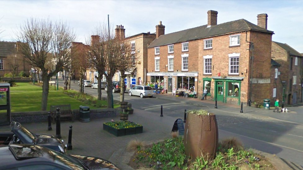 Broseley looks to switch local authorities in funding row