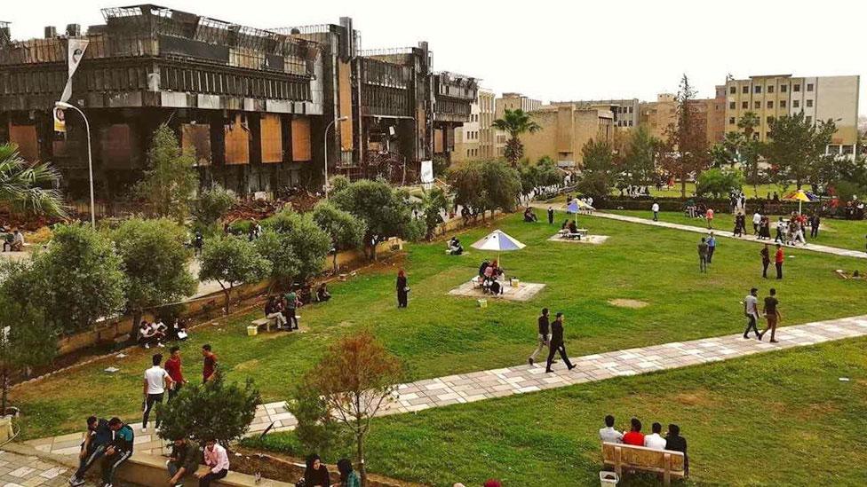 جامعة الموصل