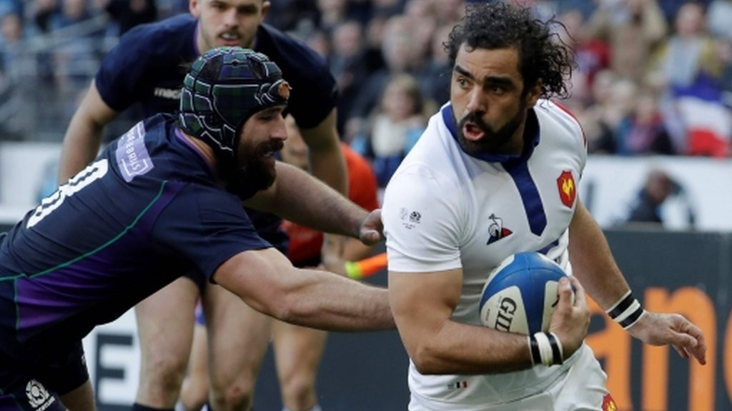 Resurgent France extend Scotland's 20-year Paris pain - highlights & report