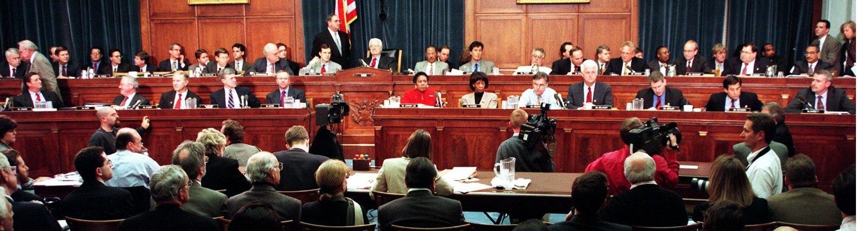 Impeachment a Bill Clinton