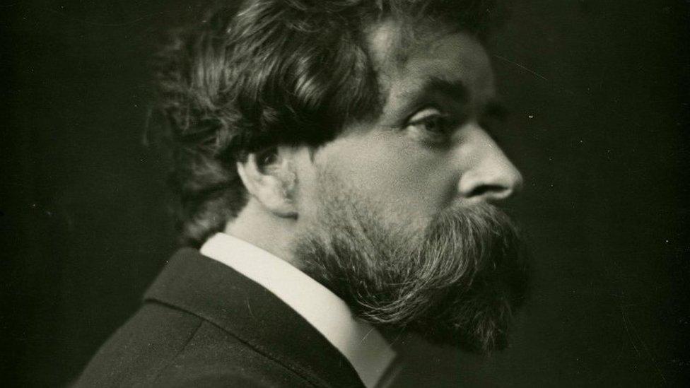 Archibald Knox: Liberty designer receives Manx honour