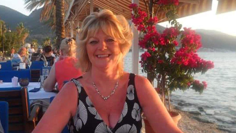 Dianne Wilkinson