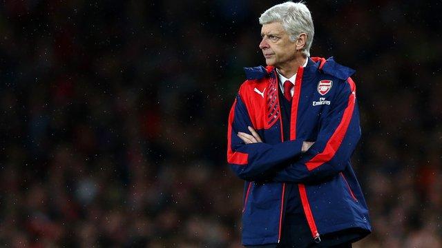 Arsenal 0-0 Liverpool - Arsenal manager Arsene Wenger criticises referee Michael Oliver