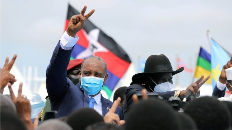 سوڈان کی حکومت اور جنگجوؤں کے درمیان تاریخی امن معاہدے پر دستخط