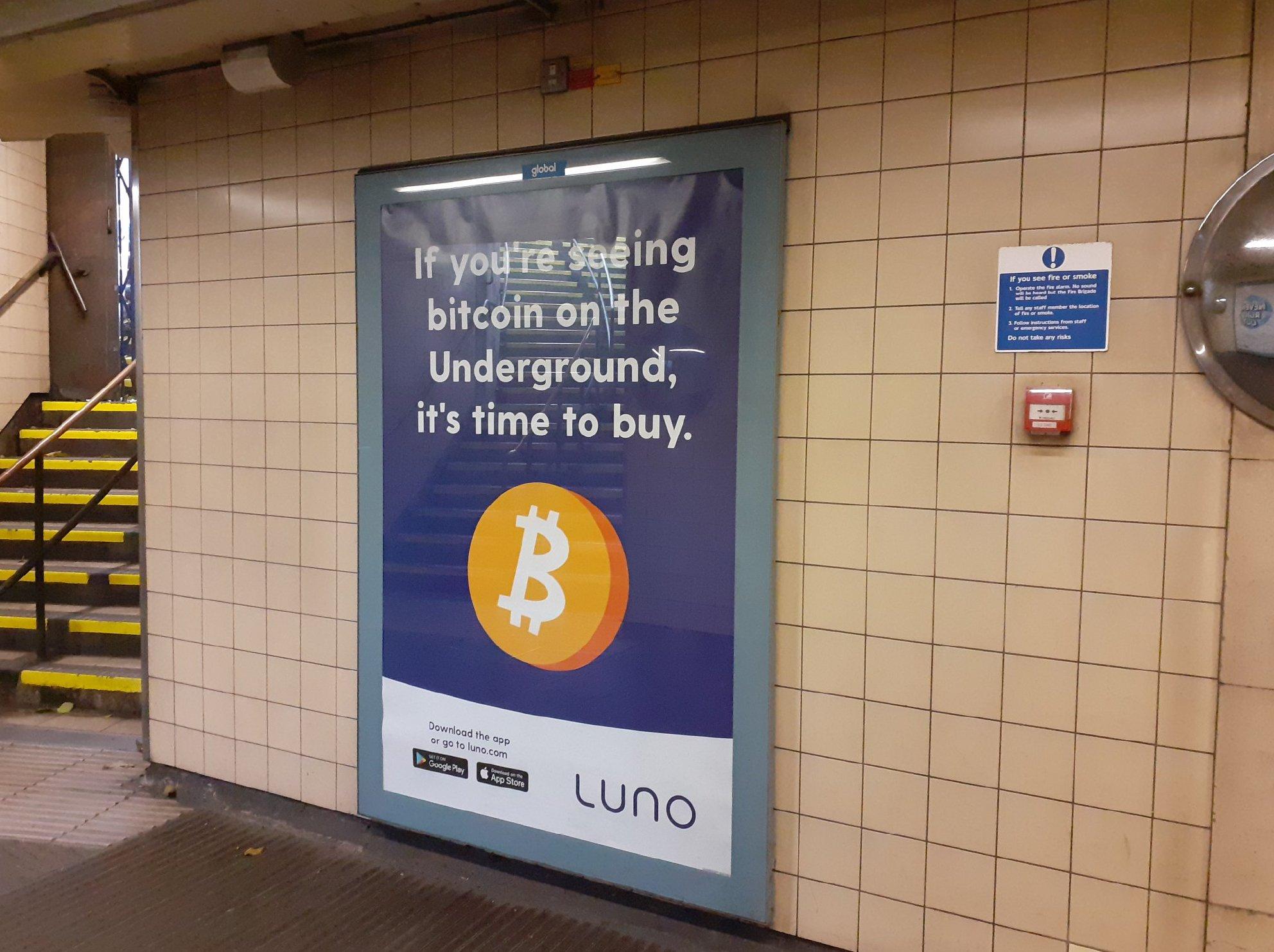 bitcoin tube)