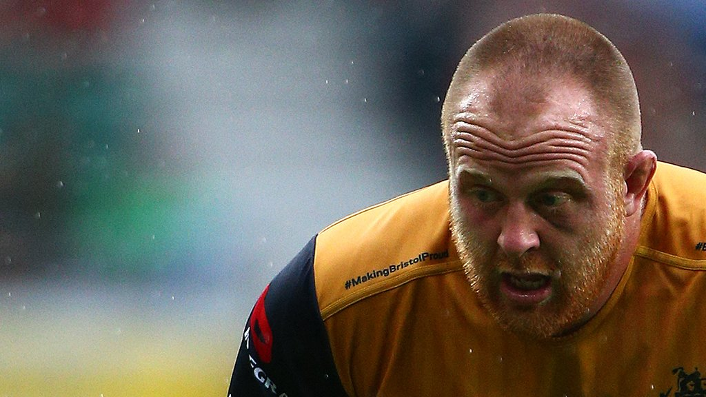 Ross McMillan: Leicester Tigers sign former Bristol Bears hooker