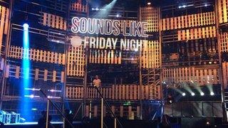 BBC - Newsbeat - Sounds Like Friday Night: A sneak peek behind the scenes