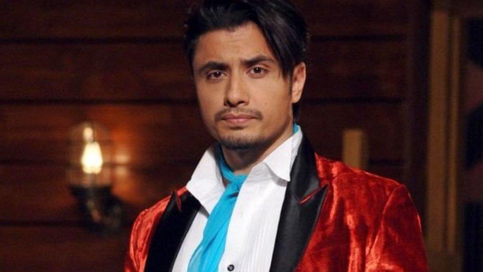 علی ظفر