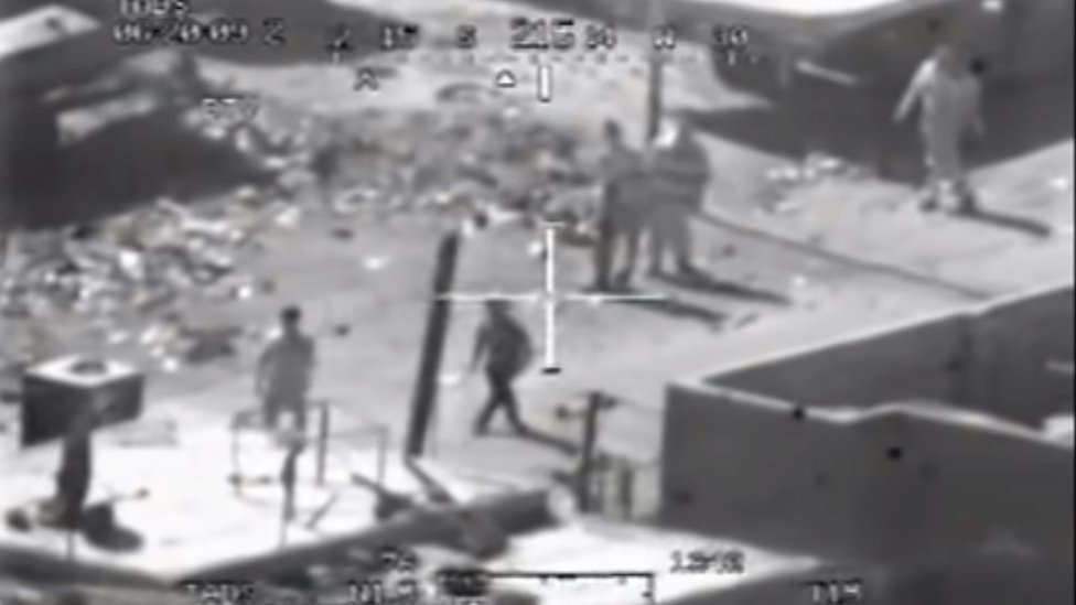 Helicopter video from Wikileaks