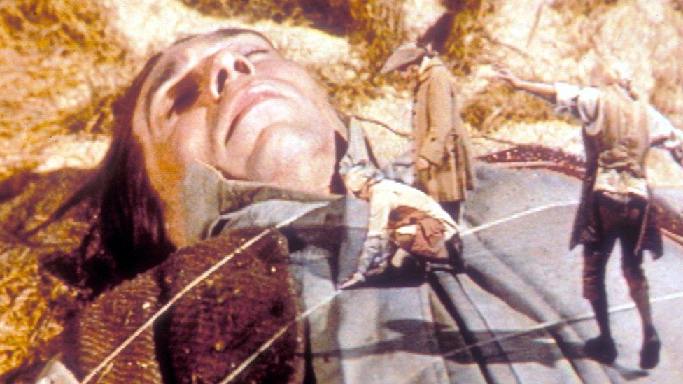 BBC adaptation of Gulliver's Travels Gulliver in Lilliput