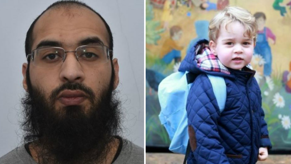 Prince George attack plotter has jail term cut on appeal