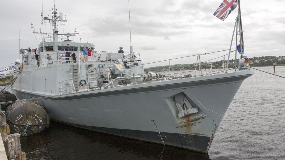 Британия и Украина договорились о строительстве военных кораблей