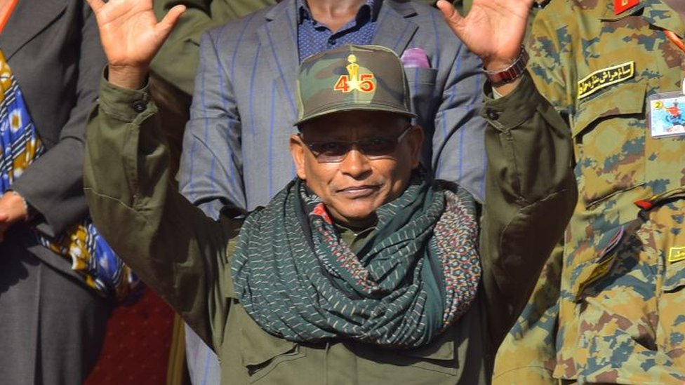 Ethiopia's Tigray crisis: Debretsion Gebremichael, the man at the heart of the conflict thumbnail