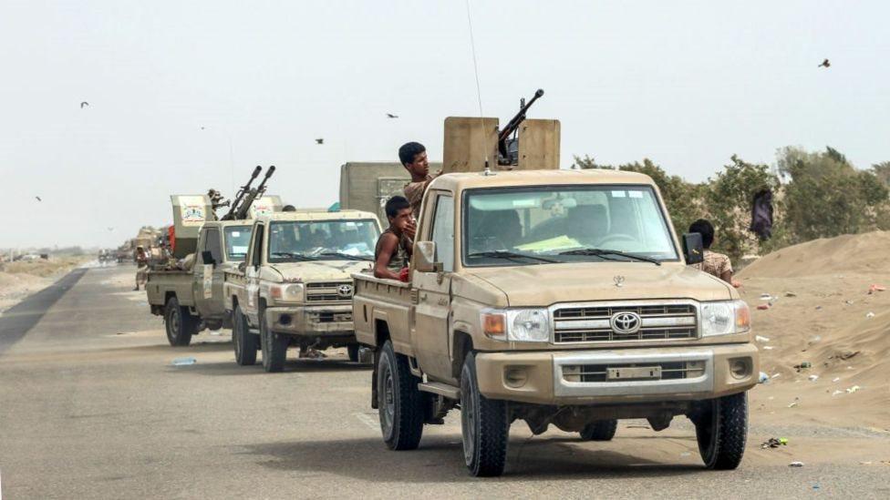 ستواصل القوات المحلية التي دربتها الإمارات عملها على الأرض.