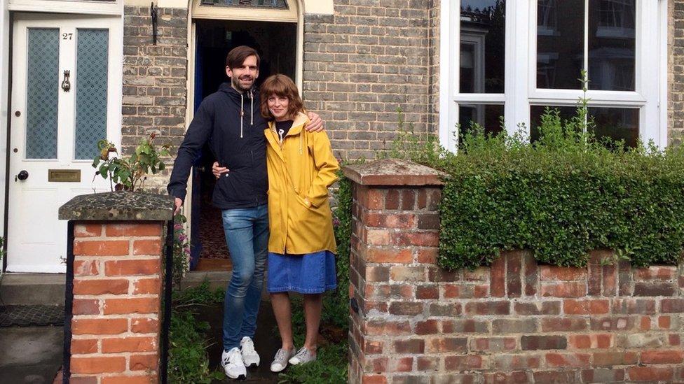 Bury St Edmunds home fix wins 'surprising' Instagram following