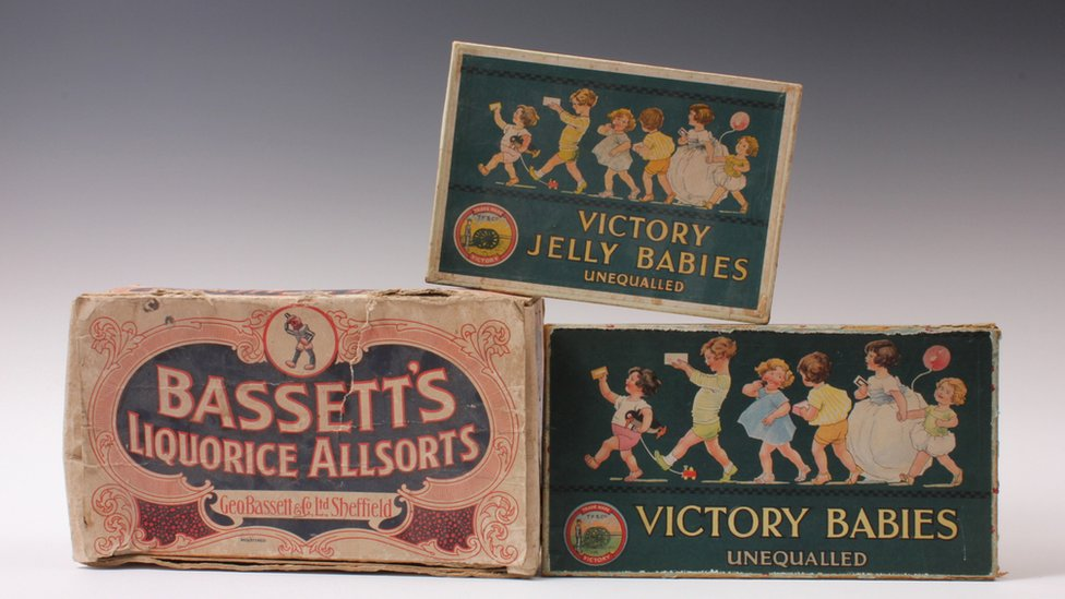 Victory Babies and Bassett's Allsorts