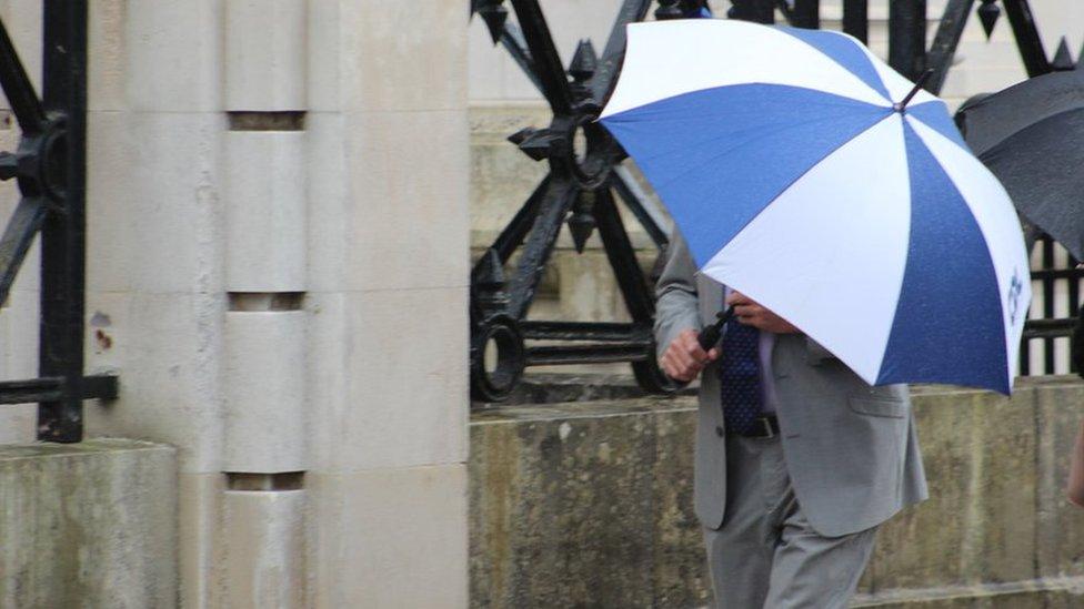 Graham Tattersall outside court