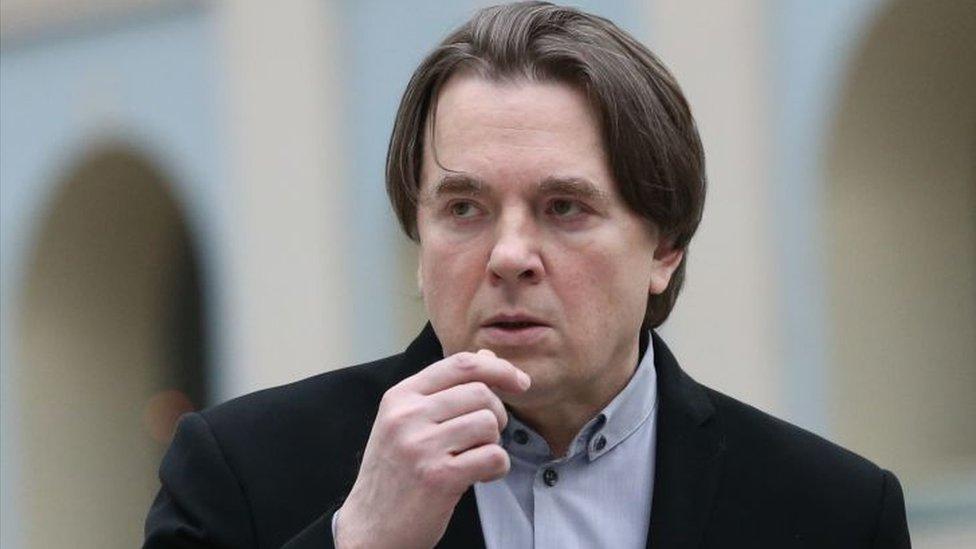Konstantin Ernst.