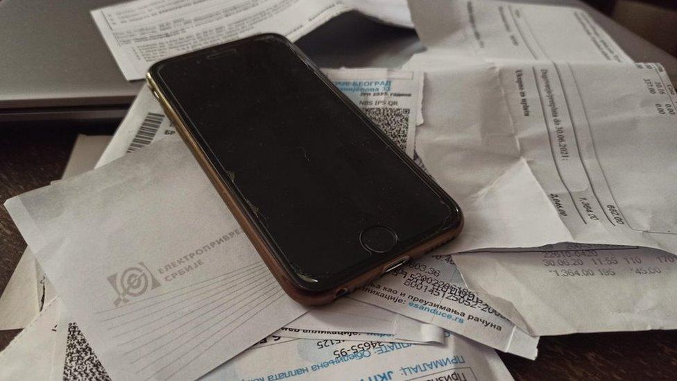 Računi i telefon