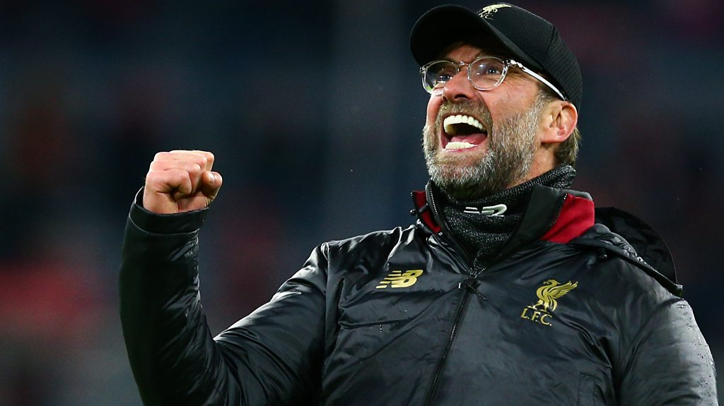 Bayern Munich 1-3 Liverpool: Liverpool are back - Jurgen Klopp