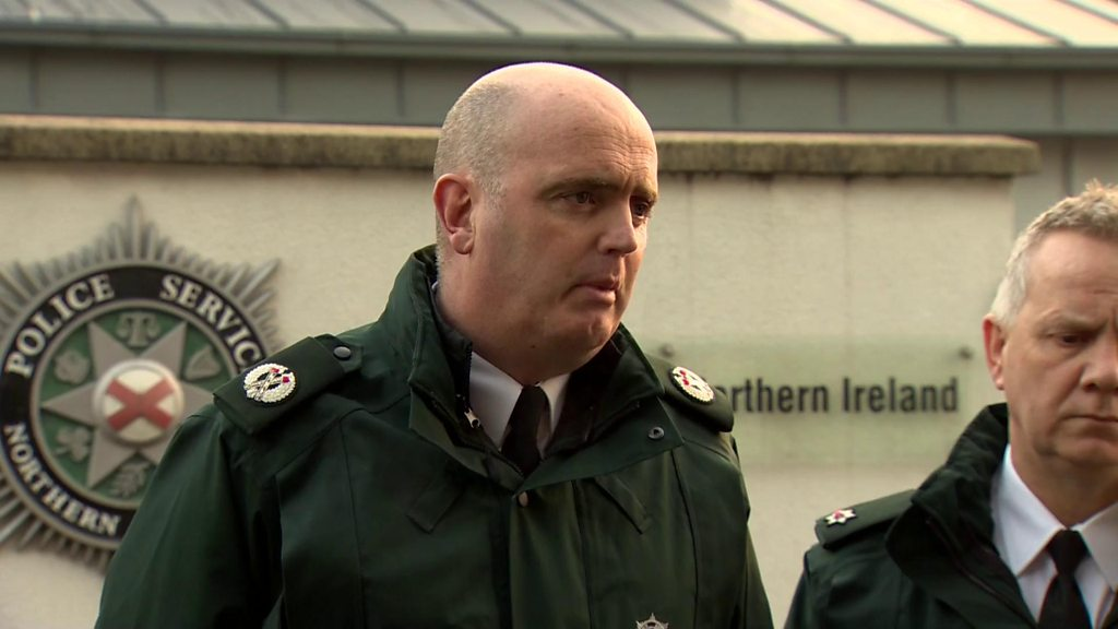 Journalist murder in Londonderry 'a horrendous act'