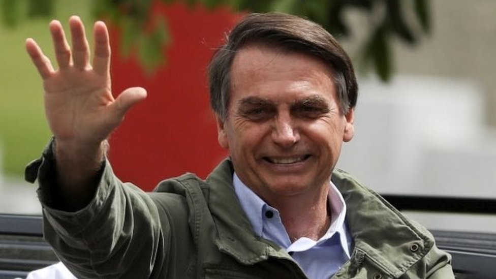Bolsonaro Žair