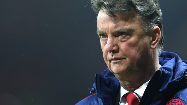 Supporters are right to boo - Van Gaal