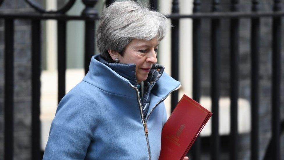Brexit: PM under pressure over Commons Brexit votes