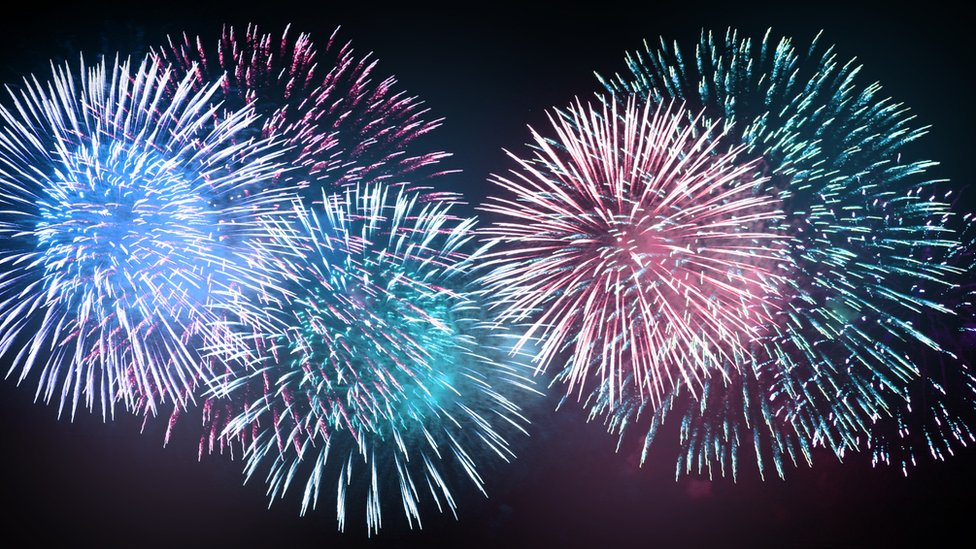 Calls for new restrictions on fireworks - BBC News