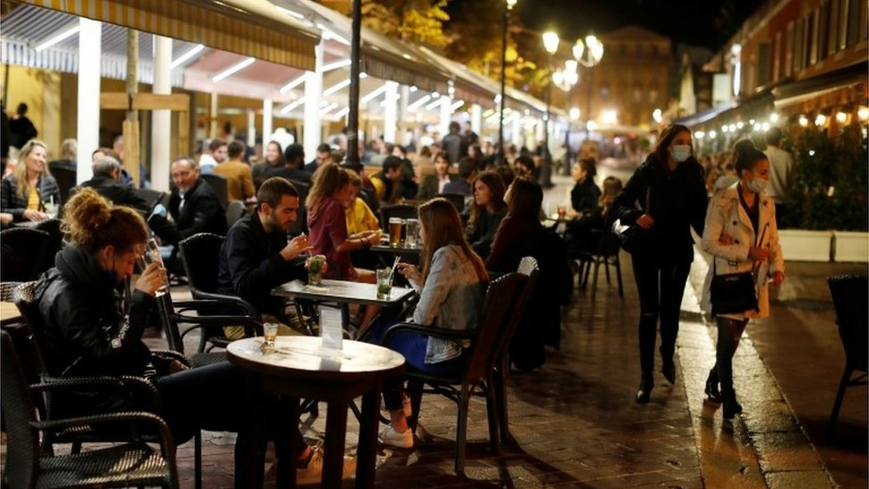 bar in Nice