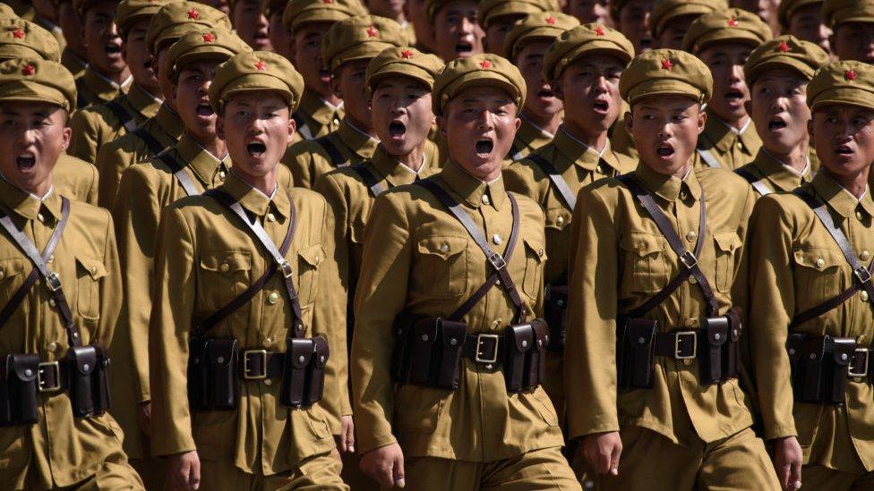armija Severne Koreje
