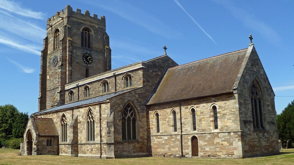 Shelford Church