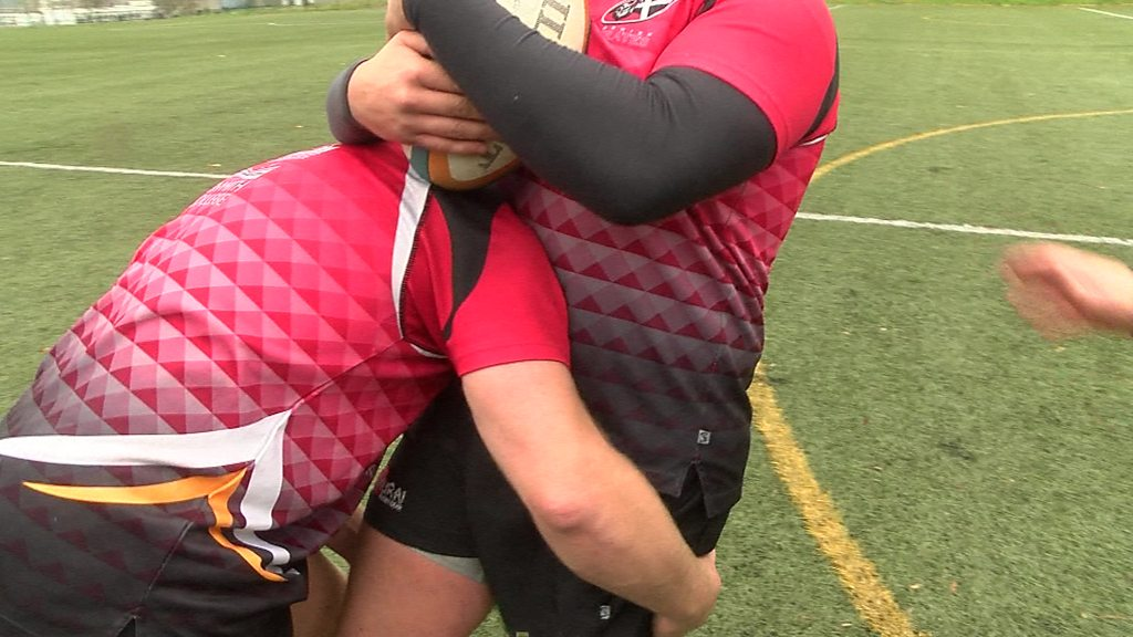 Championship Cup tackle laws experiment explained