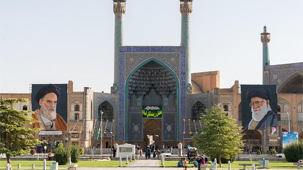 مسجد في إيران