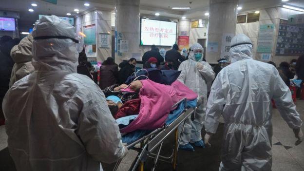 武漢某醫院
