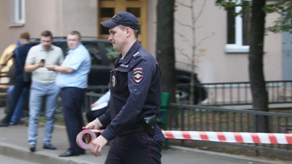 Вбивство у Москві